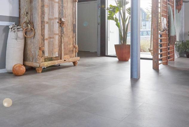 Floorlife PVC stroken vloer / Louis Tapis Bussum