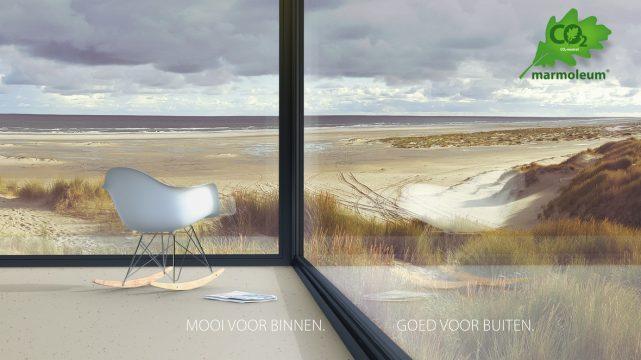 Forbo Marmoleum / Louis Tapis Bussum