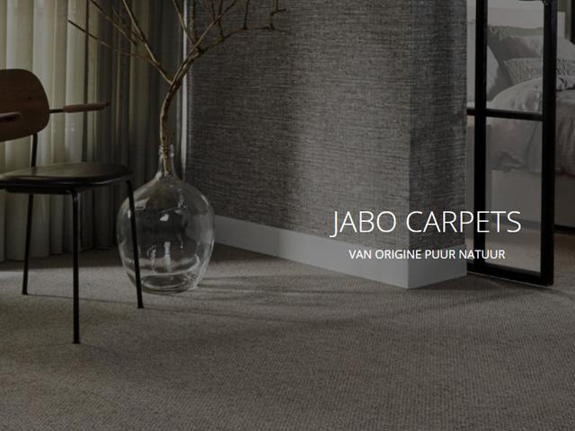 Hillfloor tapijt - Jabo vloerbedekking / Louis Tapis Bussum