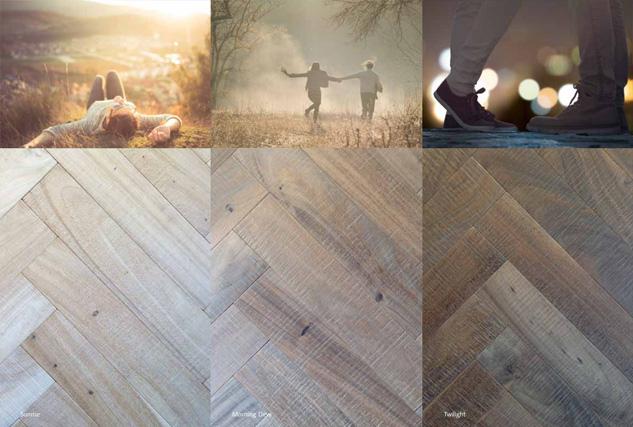 Northern Light Hardwoods vloeren / Louis Tapis Bussum
