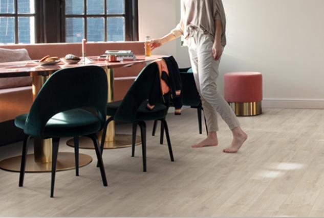 Quick Step PVC vloer / Louis Tapis Bussum