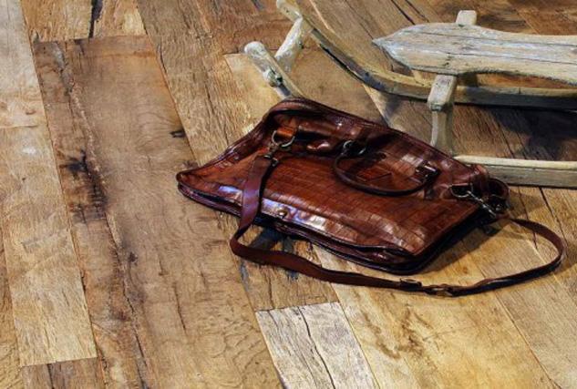 Heywood verouderde houten vloeren / Louis Tapis Bussum