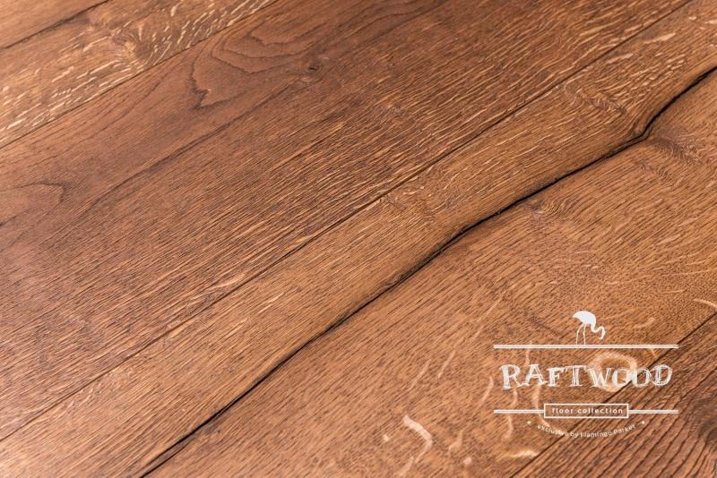 Raftwood houten vloer Louis Tapis Bussum