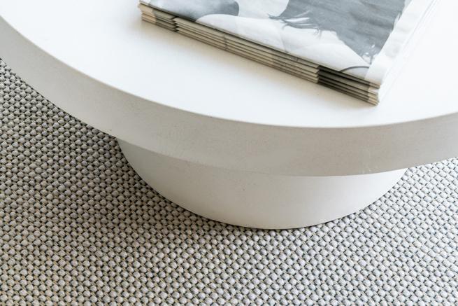 Cunera vloerbedekking / Louis Tapis Interieurstyling